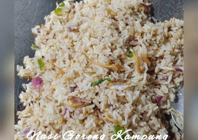 Nasi Goreng Kampung by Rina