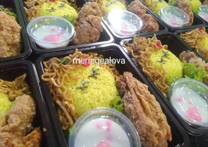 Resep Nasi kuning magic com  Anti Gagal