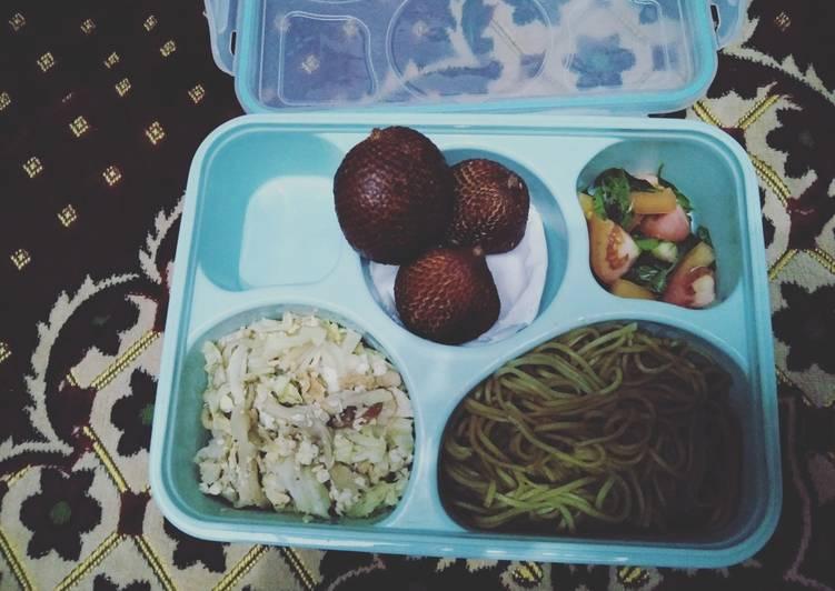 Menu Diet Hari Ketujuh