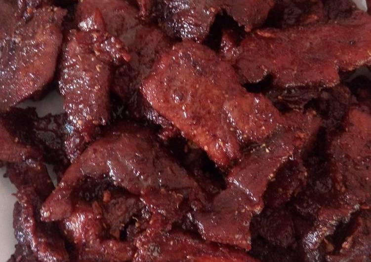 Cara Termudah Menyiapkan Dendeng Babi Goreng Simpel Mudah Banget Resep Masakanku