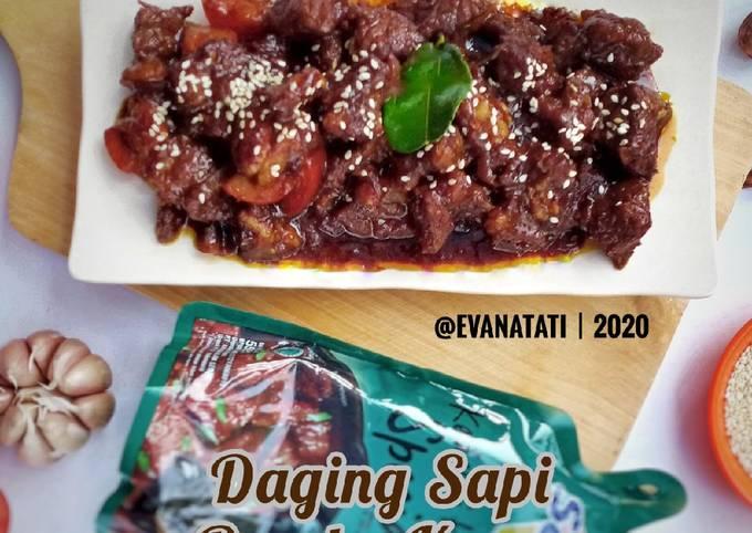 Daging Sapi Bumbu Kecap - projectfootsteps.org