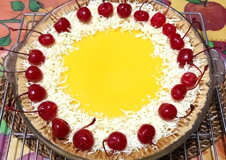 Resep Pie Susu Jadul aka Kue Lontar  #beranibaking Paling Joss