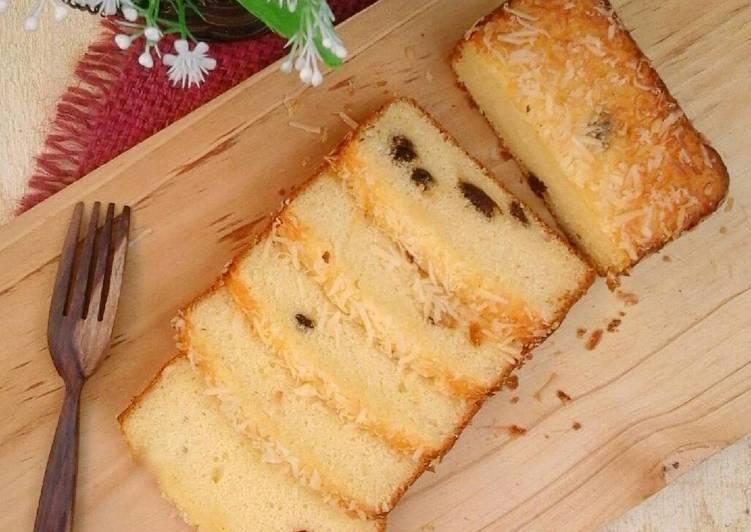 Cake Tape Kismis