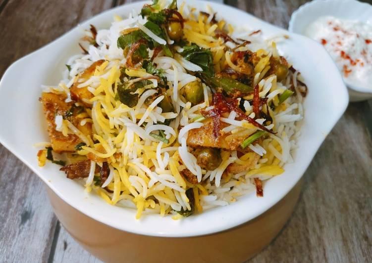 10 Minute Recipe of Special Hyderabadi Dum Biryani
