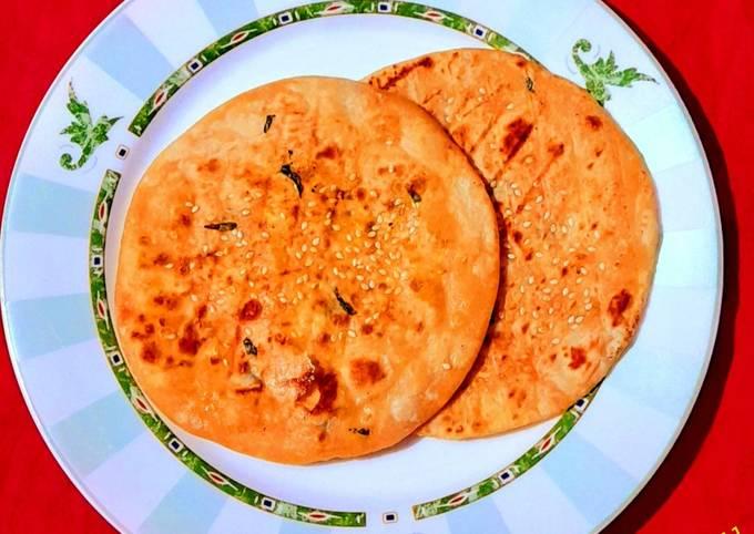 Grilled Paneer Kulcha