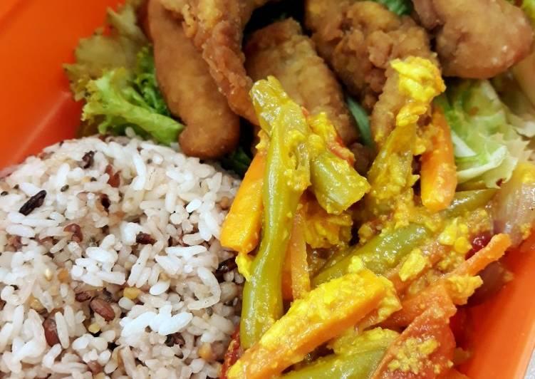 Sambal Acar Kuning - cookandrecipe.com