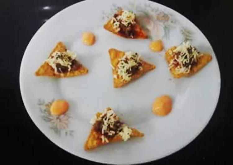 Recipe of Favorite Nachos Chaat