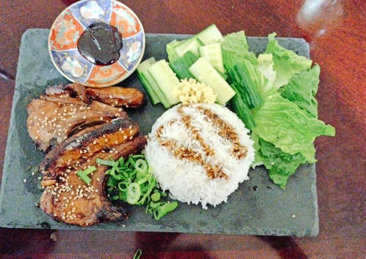 Simply cook recipe inspired Korean lamb chop