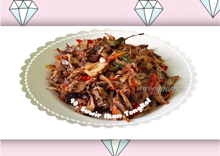 40. Suwir Ikan Tongkol - cookandrecipe.com