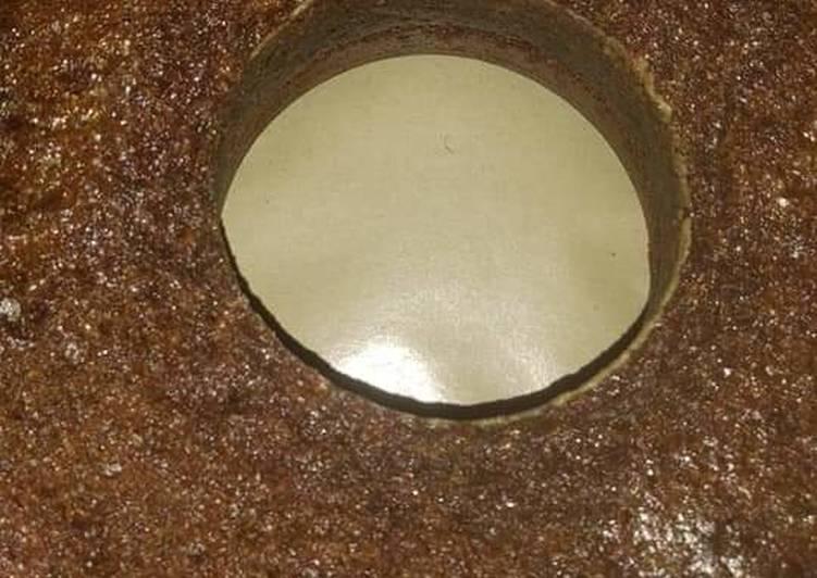 cara masak Bolu Karamel - Sajian Dapur Bunda