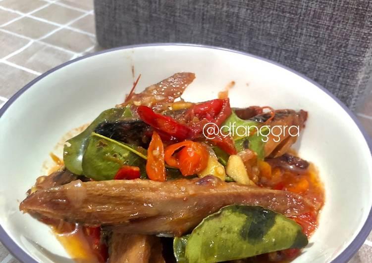 Ikan Tongkol bumbu sarden 🤎