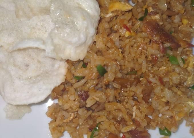 Resep Nasi Goreng Ebi yang Lezat