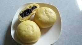 Hình ảnh món Bánh bao chay nhân nếp cẩm