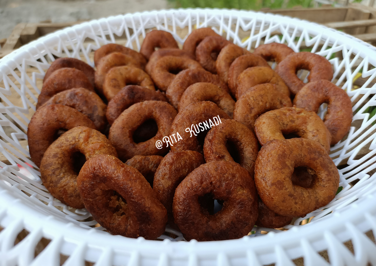 Kue Ali (Kue Cincin) - ganmen-kokoku.com