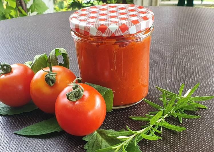 Das geilste Tomatenketchup überhaupt 😀