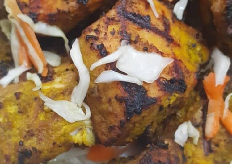 10 Minute Easiest Way to Prepare Homemade Banjara Kabab