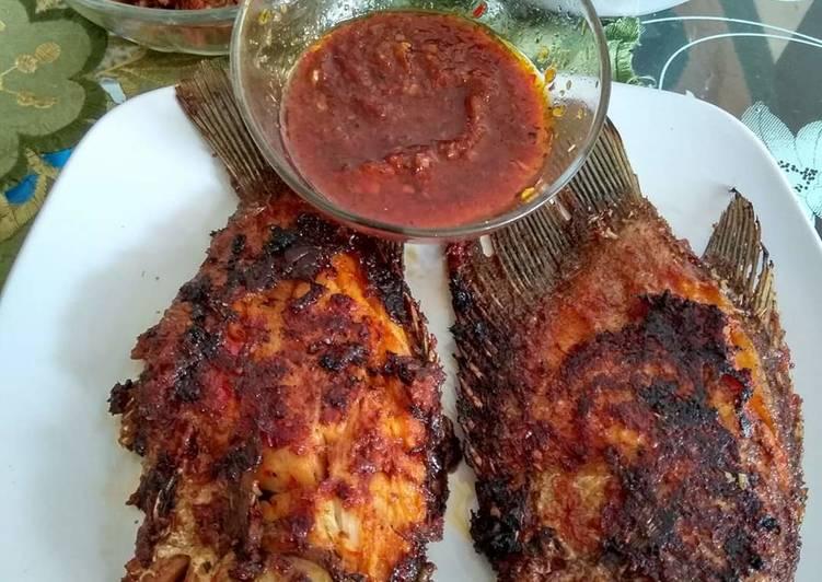 Resep Ikan bakar Yang Simple Endes