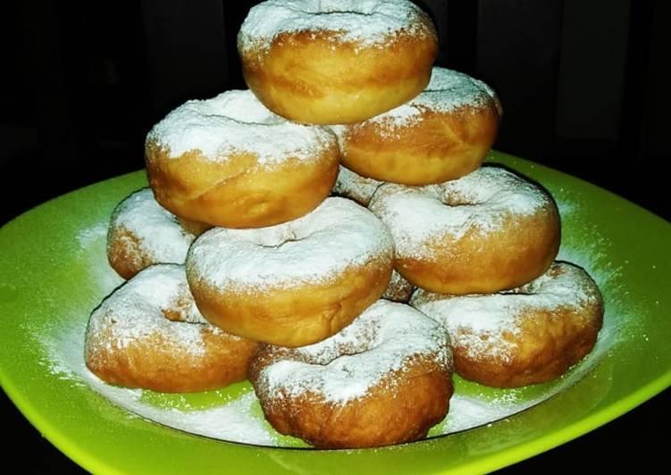 Donut madu