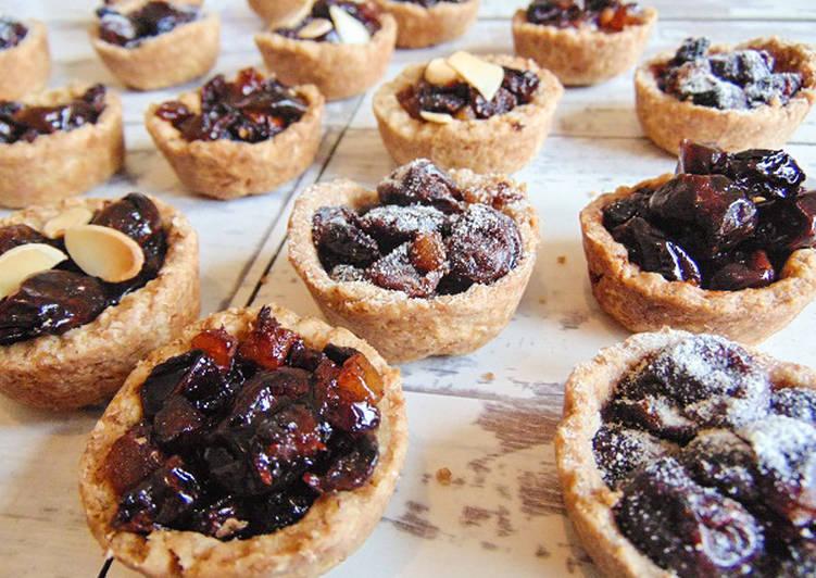 Mini Sour Cherry Mince Pies