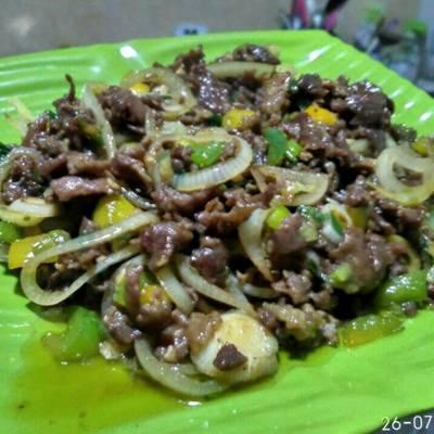 Resep Beef Teriyaki Ala Hokben Oleh Siska Ariani Wahyuning Astuti Cookpad