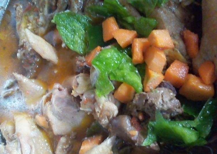 Chicken pepper soup, Finding Healthy Fast Food
