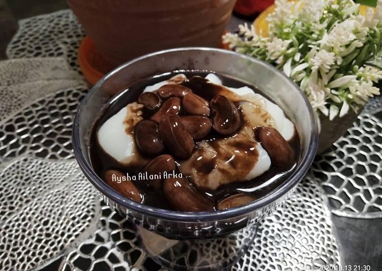 Cara Gampang Menyiapkan Bubur Saus Coklat Kacang Merah yang Sempurna