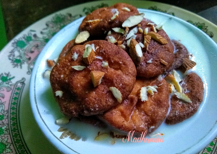 Rasabali Sweet Dessert