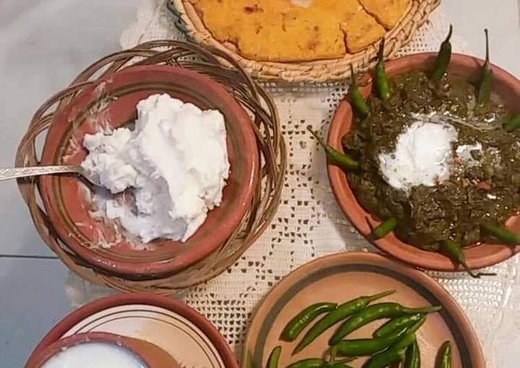Sarsoo ka saag, Some Foods That Help Your Heart