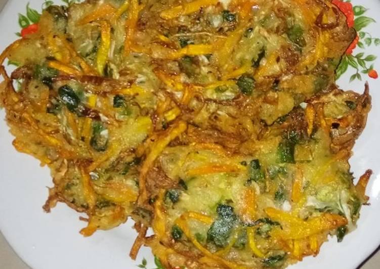 Resep Bakwan Sayur Enak Oleh Srinurwati Cookpad
