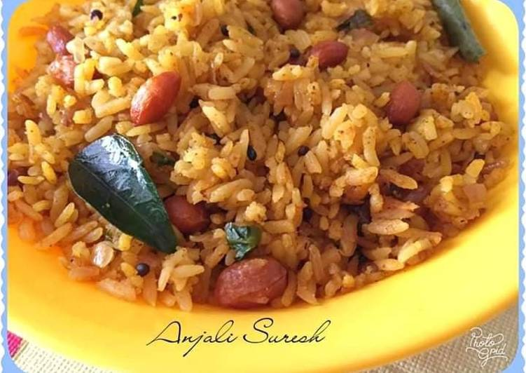 Recipe of Favorite Tamarind Poha