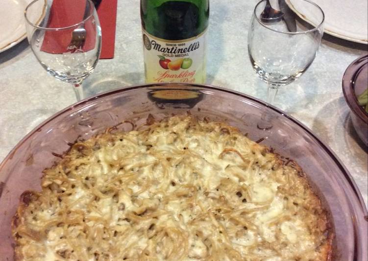 Step-by-Step Guide to Make Quick Turkey Tetrazzini