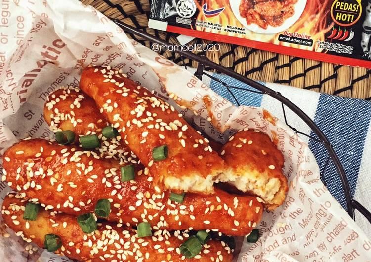 Ayam Tempura Korea - velavinkabakery.com