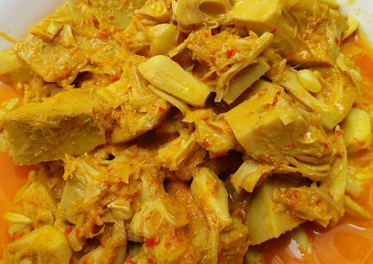Resep Sayur nangka anti kolesterol & asam lambung Yang Gampang Pasti Lezat