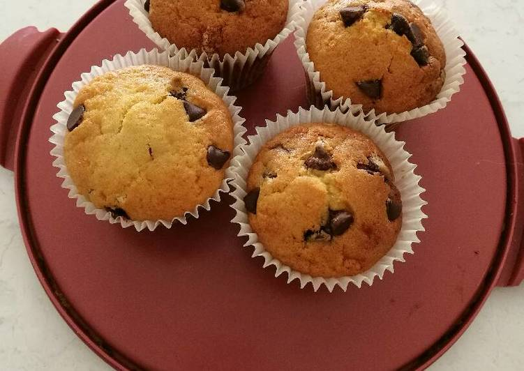 Recipe of Perfect Bakery style muffins