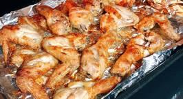 Hình ảnh món Cánh đùi gà nướng bột Aji quick