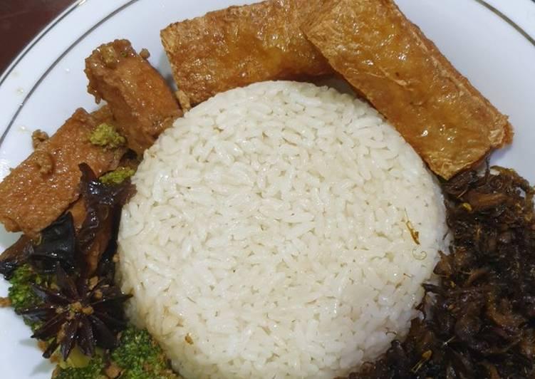 Nasi Hainan Vegan