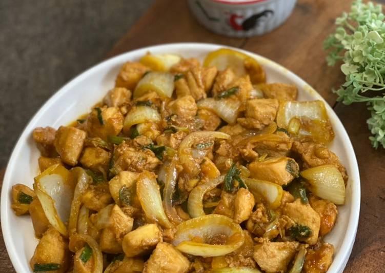 Chicken Teriyaki ala2 Hokben by Tiger Kitchen