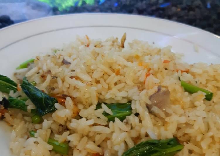 Nasi Goreng Kampung simpel