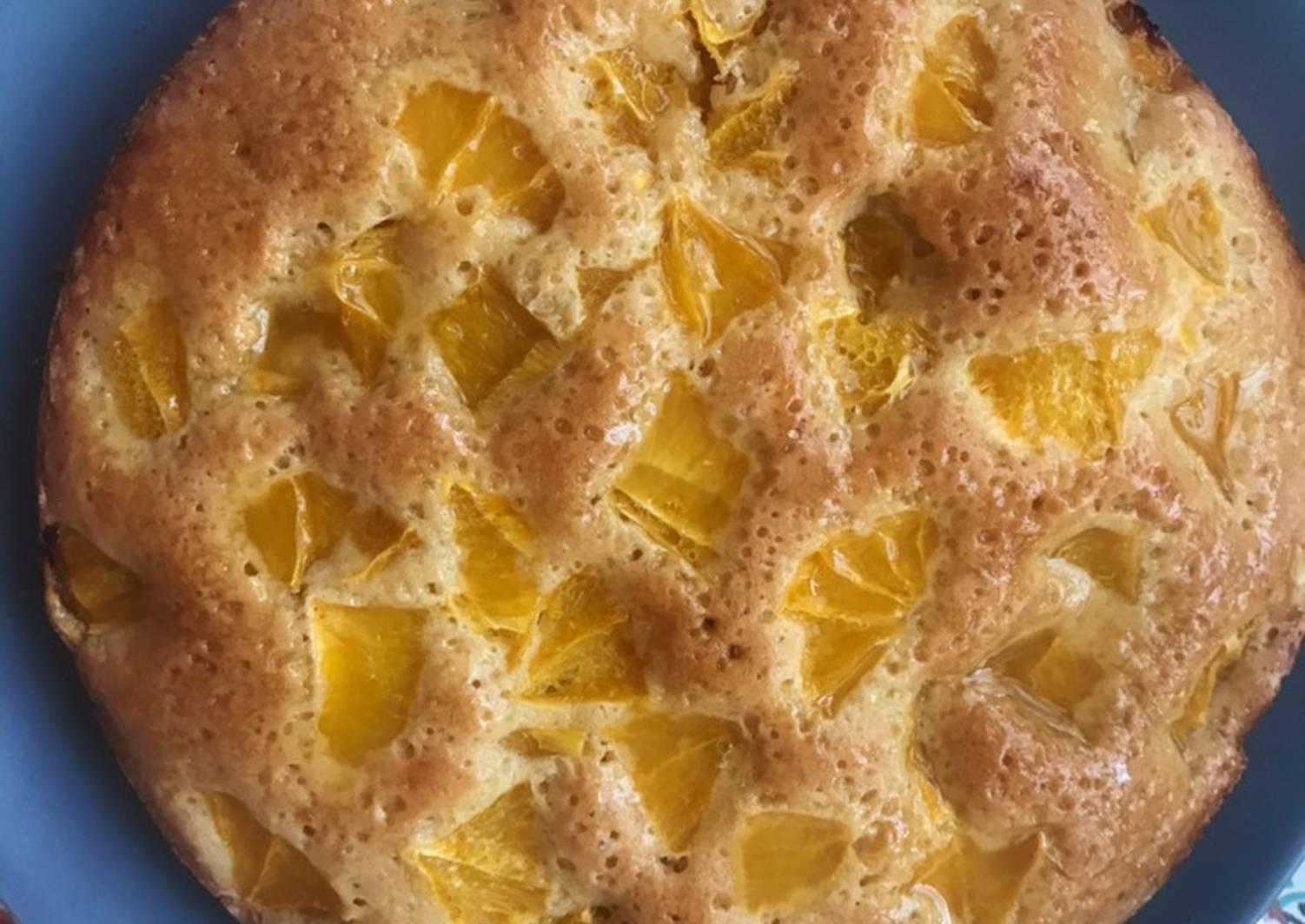 пирог из апельсинов рецепт с фото простой всего