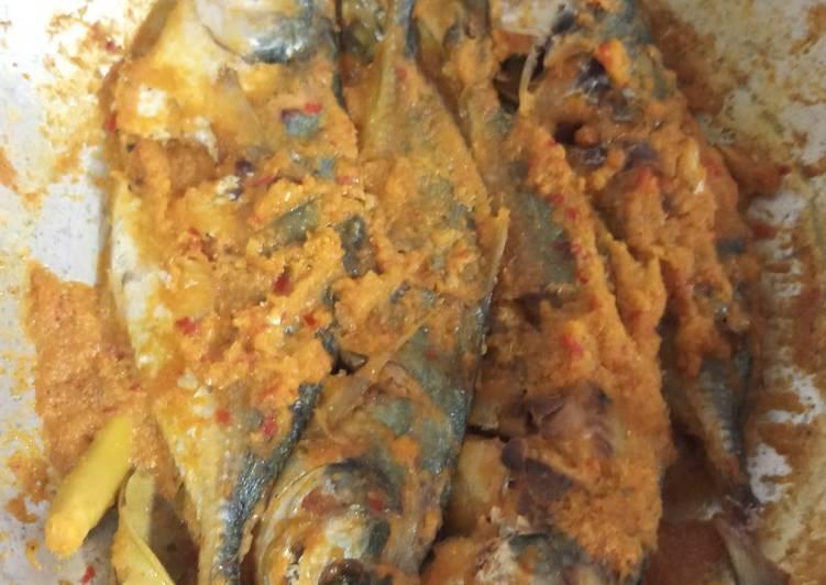 Resep Pesmol Ikan Kembung