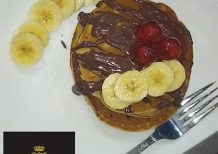 The Best Dinner Ideas Diet Perfect Healthy Banana pancakes 🥞 for Healthy breakfast