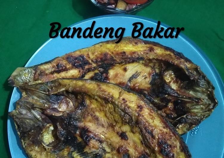 Bandeng Bakar