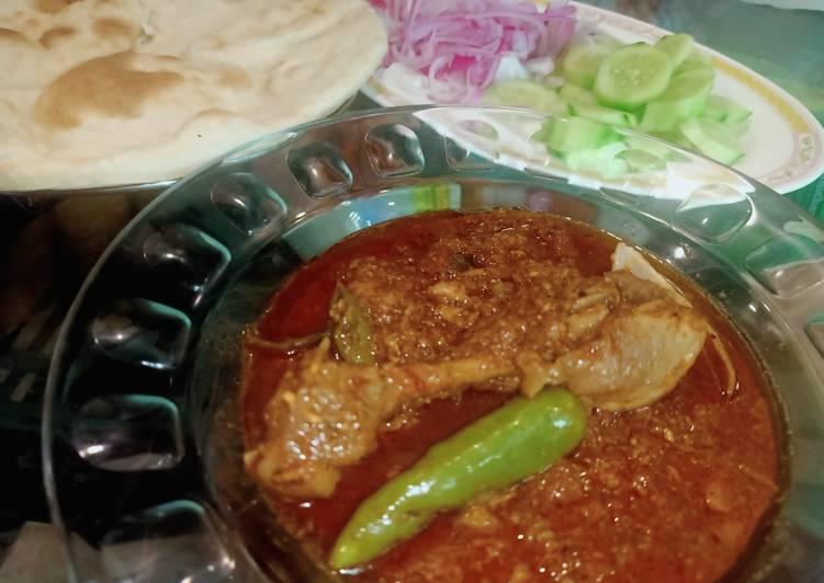 25 Minute Recipe of Cooking Karahi chicken