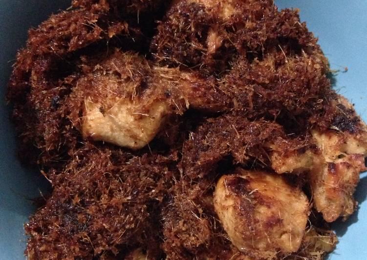 Galangal Fried Chicken (Ayam Goreng Laos)