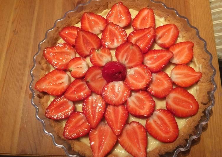 Comment Faire Des Tarte aux fraises