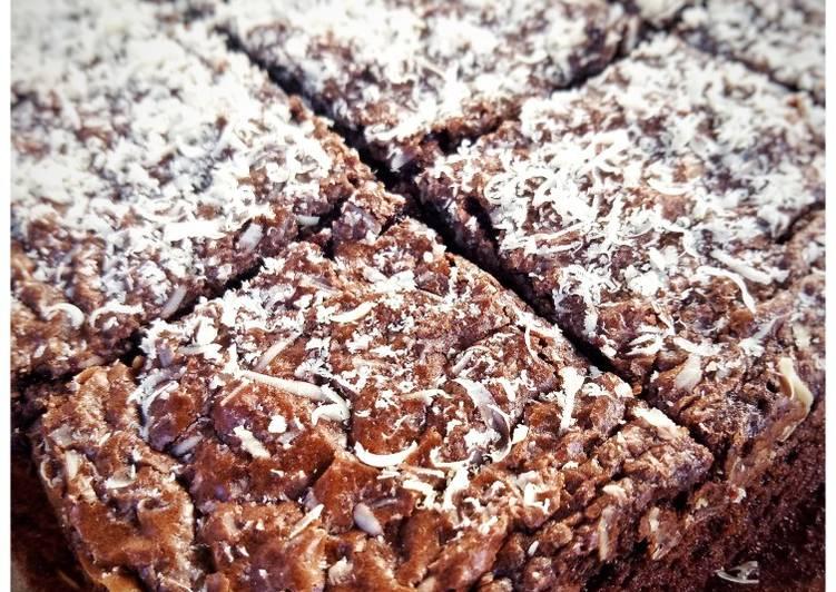 Cara Gampang Membuat Brownies Panggang, Sempurna