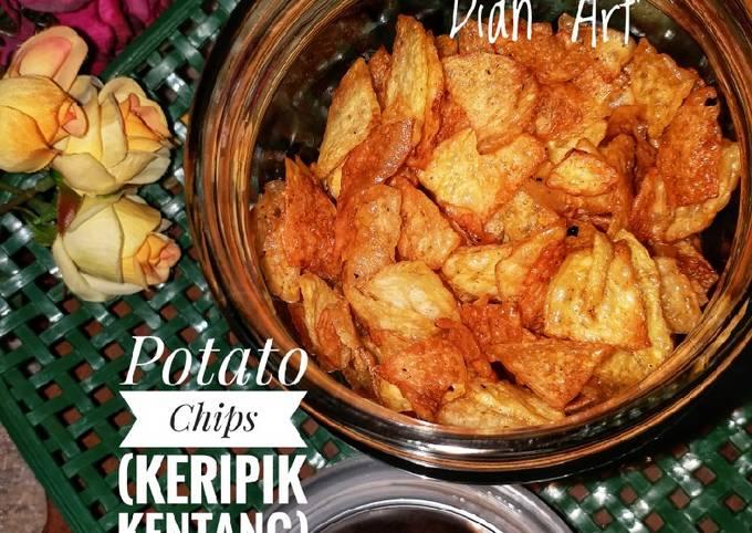 Potato Chips (Keripik Kentang)