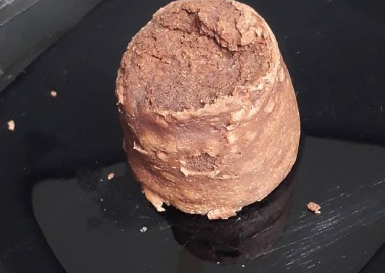 Mug cake choco - noisette