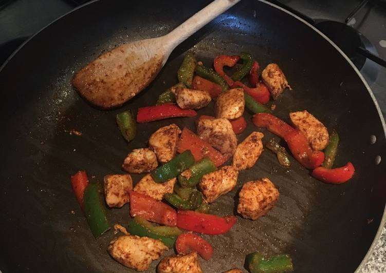 New Secret Quick and easy fajitas Free Download