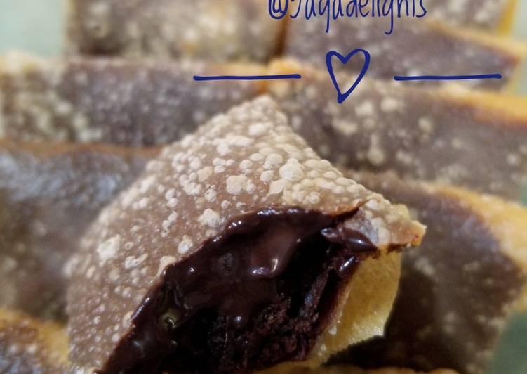Brownis Goreng - cookandrecipe.com